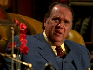 Maury Chaykin as Nero Wolfe