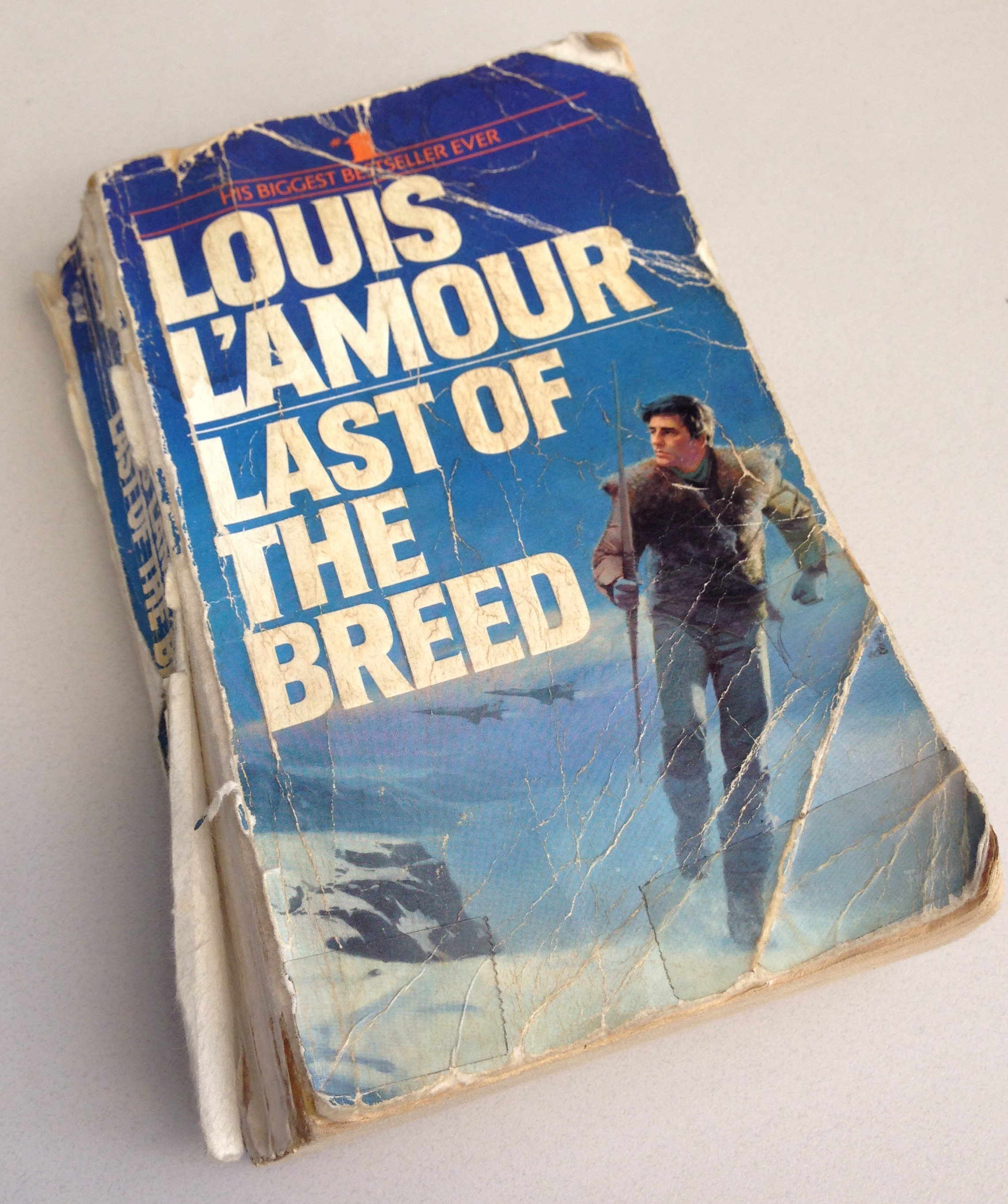 a story of survival in last of the breed by louis lamour Last of the breed by by louis l'amour this last of the breed book is not really ordinary book, you have it then the world is in your hands the benefit you get by reading this book is actually information inside this reserve incredible fresh,.
